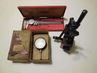 CRAFTSMAN DIAL INDICATOR $49; DIAL CALIPER $59 or $99