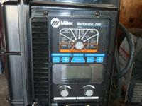 very nice welding machine with all the good stuff less