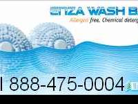 Call  for Free Shipping. - (2) Enza Wash Balls are an