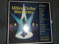 Up for grabs,. ... ... 9 RECORD ALBUM SET-- MILLION