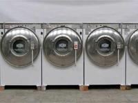 Great condition Milnor 35Lb Front Lots Washing Machine