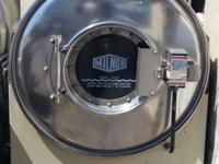 FOR SALE! Milnor 35lb Front Load Washer Extractor White