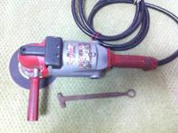 "USED AND IN GOOD SHAPE MILWAUKEE 7"" SANDER GRINDER"