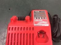 MILWAUKEE QUICK CHARGER FOR M12 & M18 Superb condition