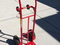 'Brand new' Milwaukee hand truck (recently purchased