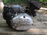 older style mini bike motor used see pitchers, this is