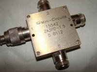 I have two passive antenna splitter combiners from the