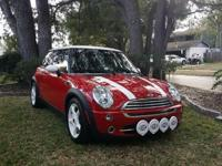 It has come time to part with my 2005 Mini Cooper, we