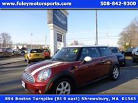 SAVE!! 2007 MINI Cooper Hatchback... Nightfire Red
