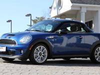 2012 MINI Cooper S Coupe  *Lightning Blue Metallic