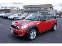 Take a look at this 2010 MINI Cooper Clubman S. This