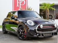 Only 6,063 Miles on this 2016 MINI Cooper John Cooper