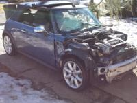 I have lots of mini cooper parts for sale. Please reach