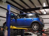 The Mini Cooper Is One Of My Favorite Cars To Work On.
