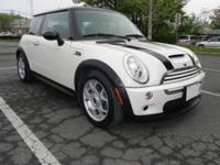 2006 Mini Cooper S Supercharged 6-Speed Sport