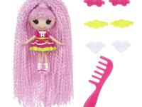 The Lalaloopsy were once rag dolls who magically came