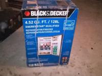 NEVER OPENED!!! BRAND NEW BLACK&DECKER MINI