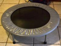 Mini-Trampoline: Excellent shape. Bought in December