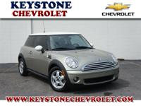This 2010 Cooper Base might be the one for you! Only