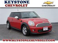 Check out this 2011 MINI Cooper Base. We're offering a