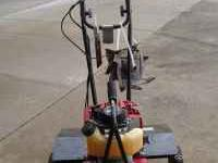 HONDA MINI TILLER/THATCHER. Call:  Location: LAKELAND
