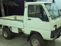 Great farm and hunting truck. Converts to flatbed in