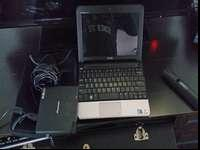 Mini Dell w windows 7 ,1gb of ram,250hd ,and external