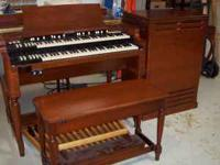 >> > Minister Has 6 Beautiful Hammond Organs For Sale!