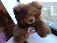 Minky Bears. There are 2 so makes a wonderful gift for