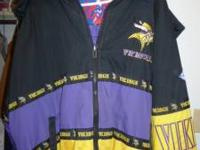 I have for sale a Pro Player Minnesota Vikings Winter