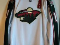 Brand new, never worn with tags Minnesota Wild