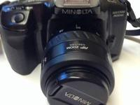 Minolta 300SI Great condition  50 cash obo