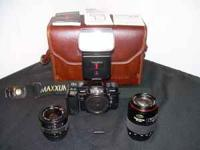 I am the original owner of this Minolta Maxxum 7000 35