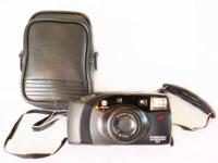 Up for sale is a Minolta Model 90EX QD Freedom Zoom