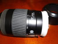 For Sale: Minolta AF 70-210 zoom lens (with sun