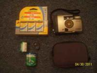 SEE PICS!!! MINOLTA VECTIS 200 CAMERA WORKS GREAT!!! MY