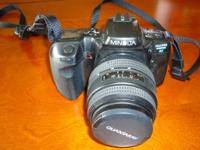 For Sale: Minolta 35mm Film Camera Maxxum 430si RZ.