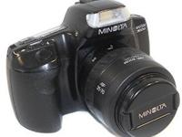 Minolta Maxxum 300si 35mm SLR Film Camera - with AF