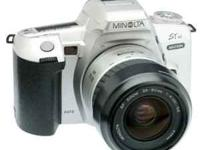 Technical Details Small, compact 35mm SLR includes