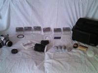 I have a whole video camera bundle for sale. This would