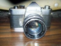 Minolta SR1 35 mm camera perfect condition with