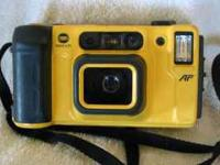 Minolta Weathermatic Dual 35 Underwater Film Camera