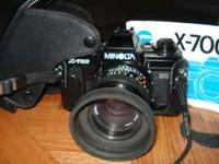 Here is a film camera in good condition. You can also