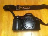 I have for sale a Maxxum 7xi Camera Body in excellent