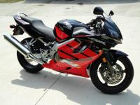 Near showroom/MINT condition 2004 Honda CBR F4i 600 for