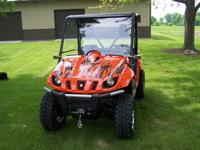 Only $1750 for this nice & clean 2006 Yamaha Rhino 660
