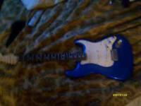 hi guys i have a cobalt blue fender 60th anniversery