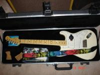 Don't miss out on this mint condition Fender Package!
