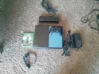 MINT CONDITION Xbox one. I have just had it for less