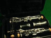 This is a Yamaha Advantage Clarinet YCL-200AD Bb